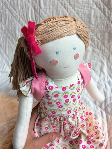 "The ""Anna"" Rag Doll **more options**"