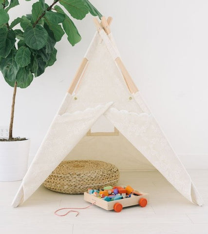 "The ""All Lace"" Teepee"