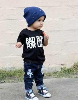 "The ""Bad Boy for Life"" T-shirt ***more colors***"