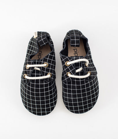 """Ebonee Oxford"" Leather Shoes"
