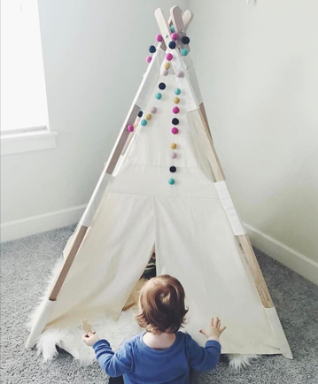 "The ""All Natural"" Teepee"