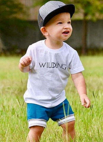 "The White ""Wildling"" T-shirt"