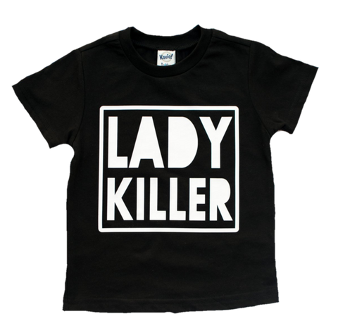 "The ""Ladykiller"" T-shirt"