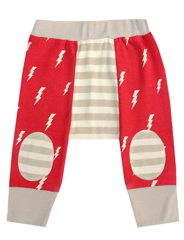 """Lightning"" Crawler Pants (Organic)"