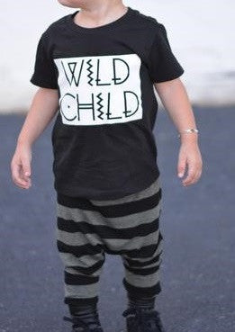 "The ""Wild Child"" T-shirt ***more colors***"