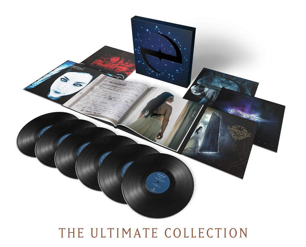 Evanescence - The Ultimate Collection (6 LP Set) - Evanescence  - 1