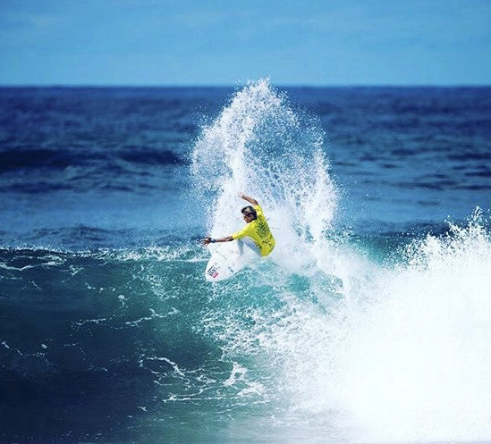 Wyatt Mchale // ISA World Juniors // Azores