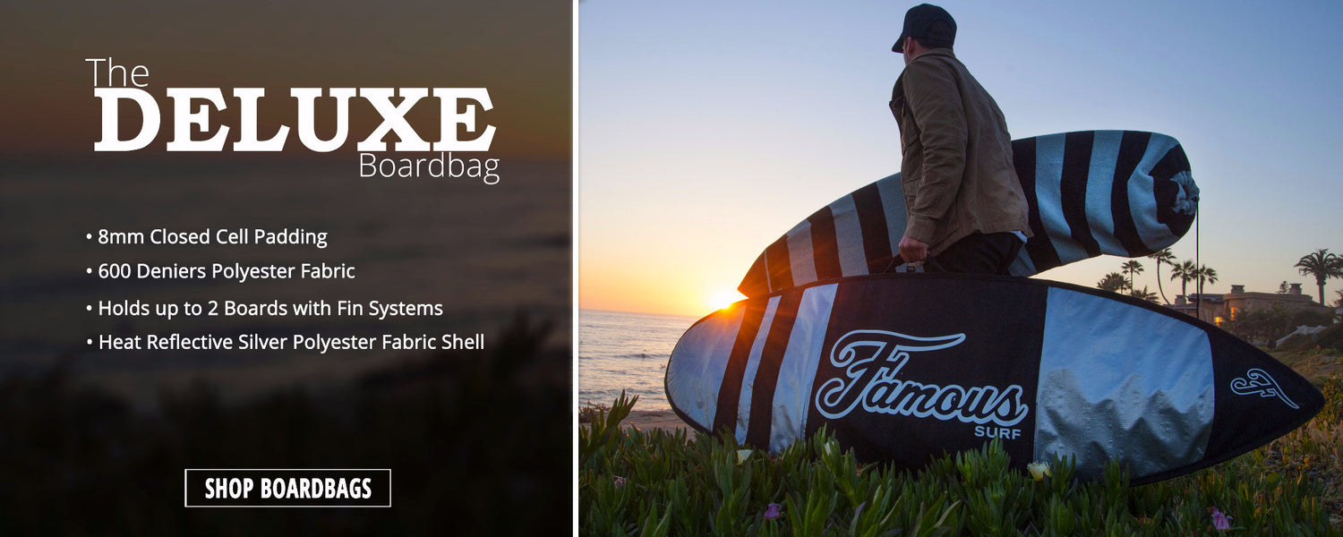 c6159b29d79a Famous Surf - Surf Traction, Surf Leashes, Boardbags and SUP Racks