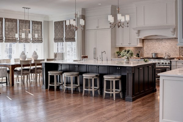 How To Select The Right Kitchen Counter Stools Kitchen Island King