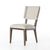 INTRUSTIC Ance Dining Chair-honey Wheat