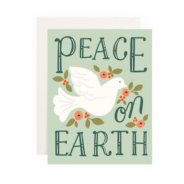 Peace On Earth - Anchor Point Paper Co.