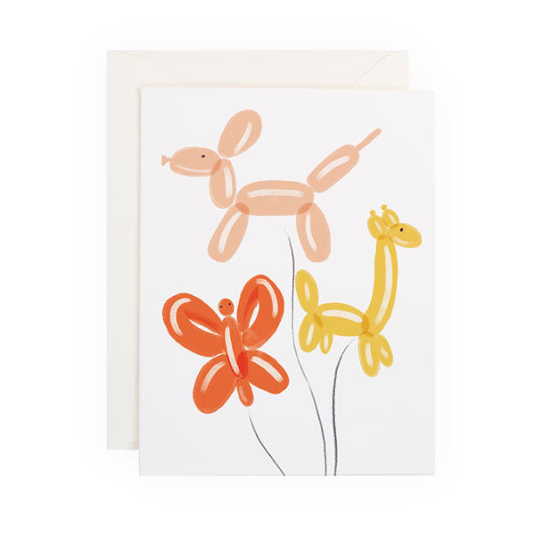 Balloon Animals - Anchor Point Paper Co.