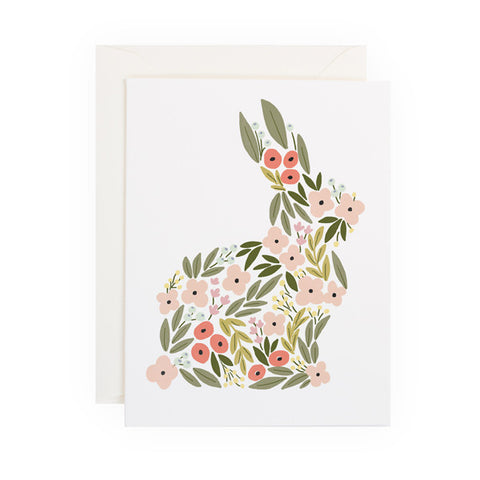 Botanical Bunny - Anchor Point Paper Co.