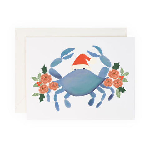 Crabby Christmas - Anchor Point Paper Co.