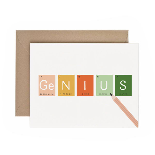 Genius - Anchor Point Paper Co.