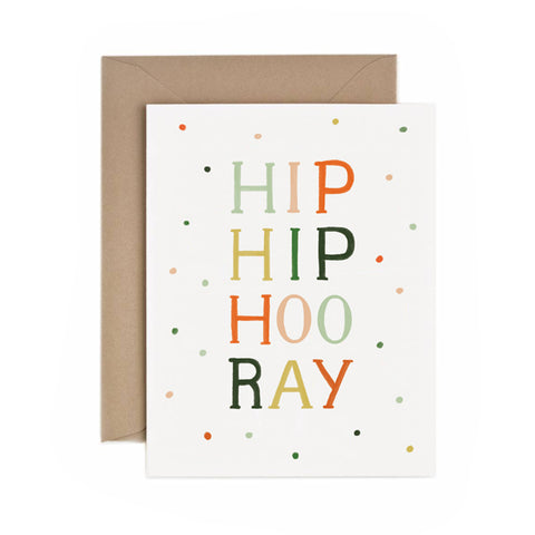 Hip Hip Hooray - Anchor Point Paper Co.