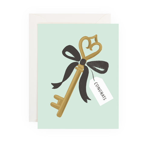 New Home Key - Anchor Point Paper Co.