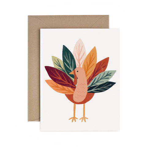 Thanksgiving Turkey - Anchor Point Paper Co.