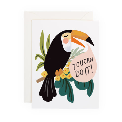 Toucan Do It - Anchor Point Paper Co.
