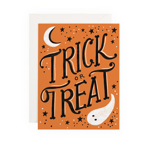 Trick Or Treat - Anchor Point Paper Co.