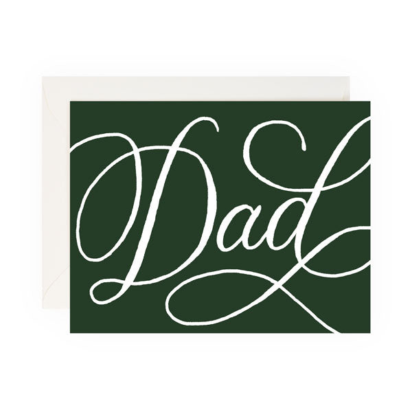 Dad Script - Anchor Point Paper Co.