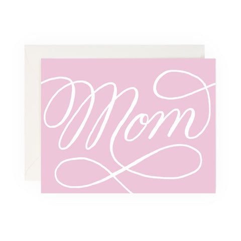 Mom Script - Anchor Point Paper Co.
