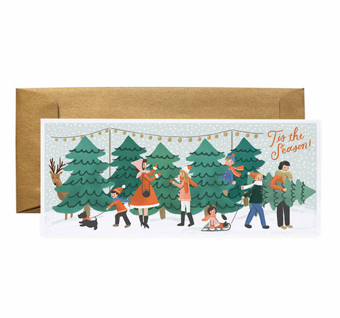 Tis The Season Trees - Anchor Point Paper Co.
