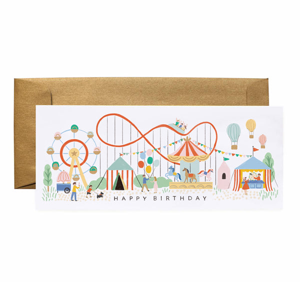 Carnival Birthday - Anchor Point Paper Co.
