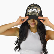 RUMBLE Camo Ball Cap