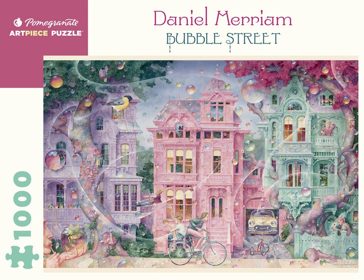 PUZZLE - 1000 PIECE - BUBBLE STREET