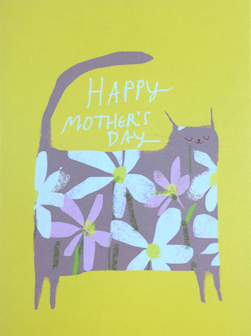 CARD - MOTHERS DAY CAT
