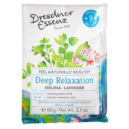 BATH ESSENCE - DEEP RELAXATION - MELISSA & LAVENDER