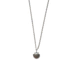 NECKLACE - TASHI STERLING SILVER - SHELL