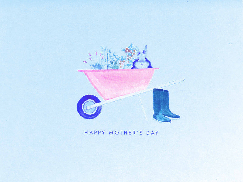 CARD - MOTHERS DAY GARDENER