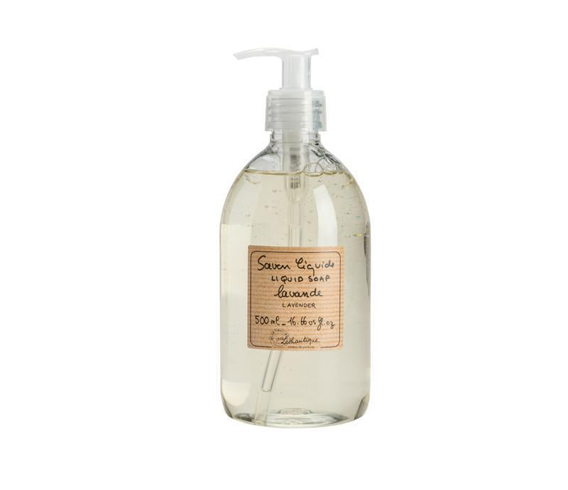 SOAP - 500ML LIQUID HAND SOAP - LAVENDER