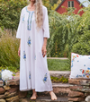 NIGHTGOWN - LAZY DAY CAFTAN