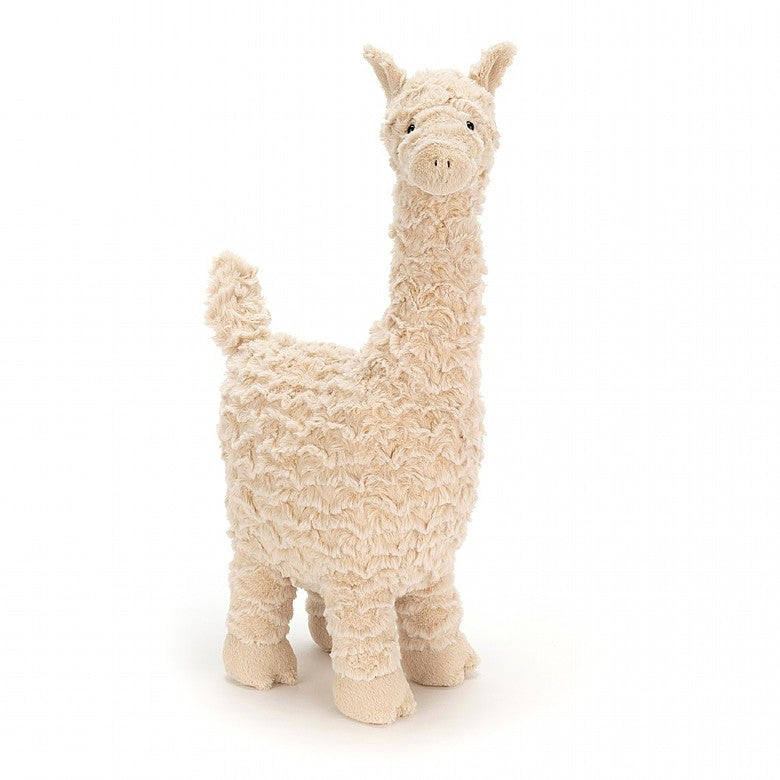 PLUSH - SMALL LARS LAMA 8""