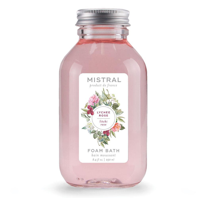 BUBBLE BATH - 250ML LYCHEE ROSE