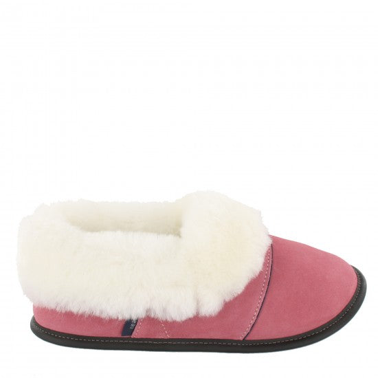 SLIPPERS - WOMEN'S GARNEAU SHEEPSKIN SLIPPERS, PINK