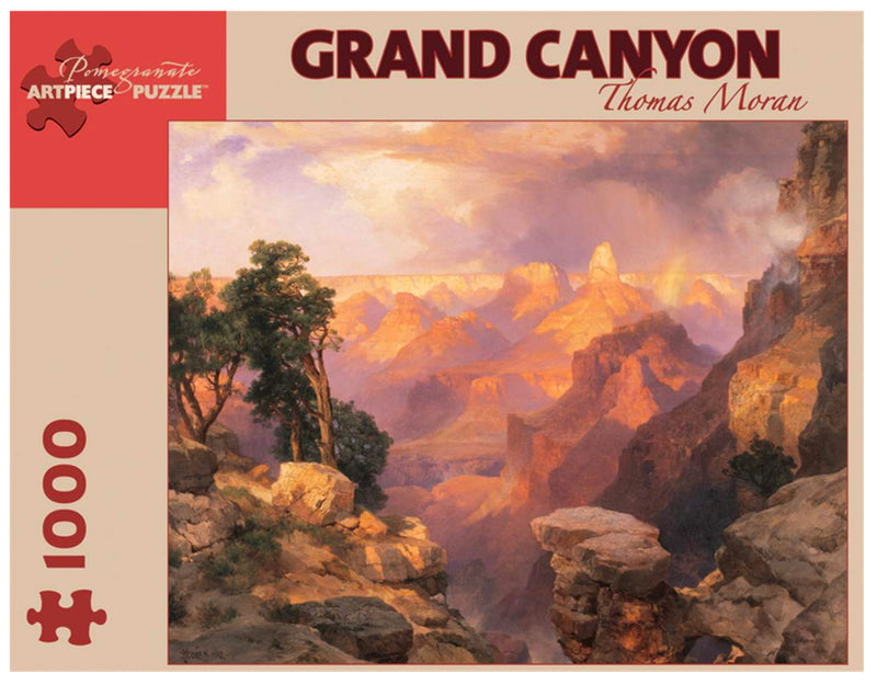 PUZZLE - 1000 PIECE - GRAND CANYON