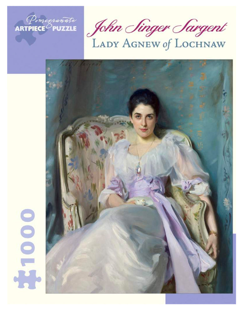 PUZZLE - 1000 PIECE - LADY AGNEW OF LOCHNAW