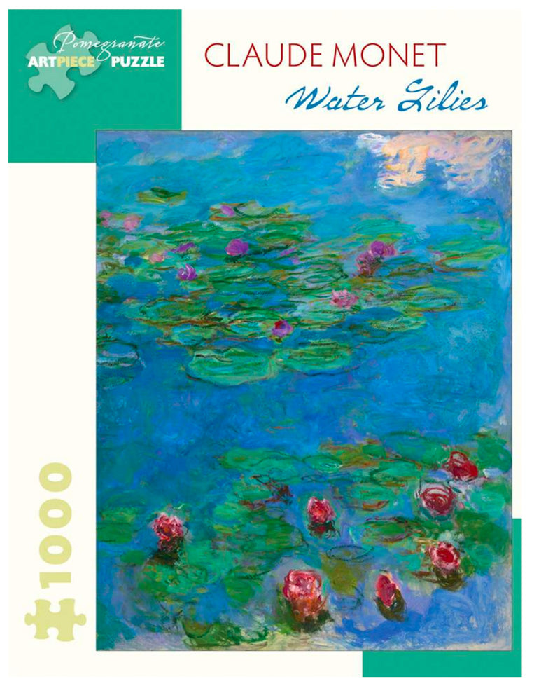 PUZZLE - 1000 PIECE - WATER LILIES