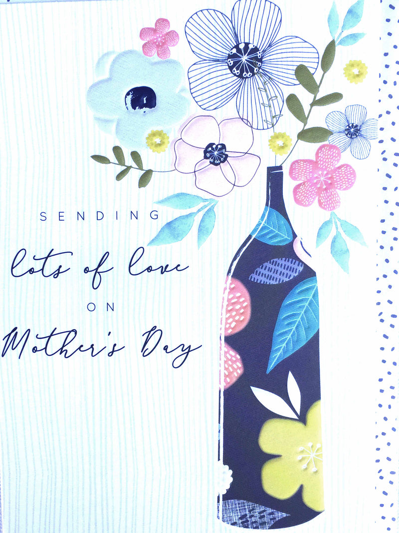 CARD - MOTHERS DAY - SENDING LOVE