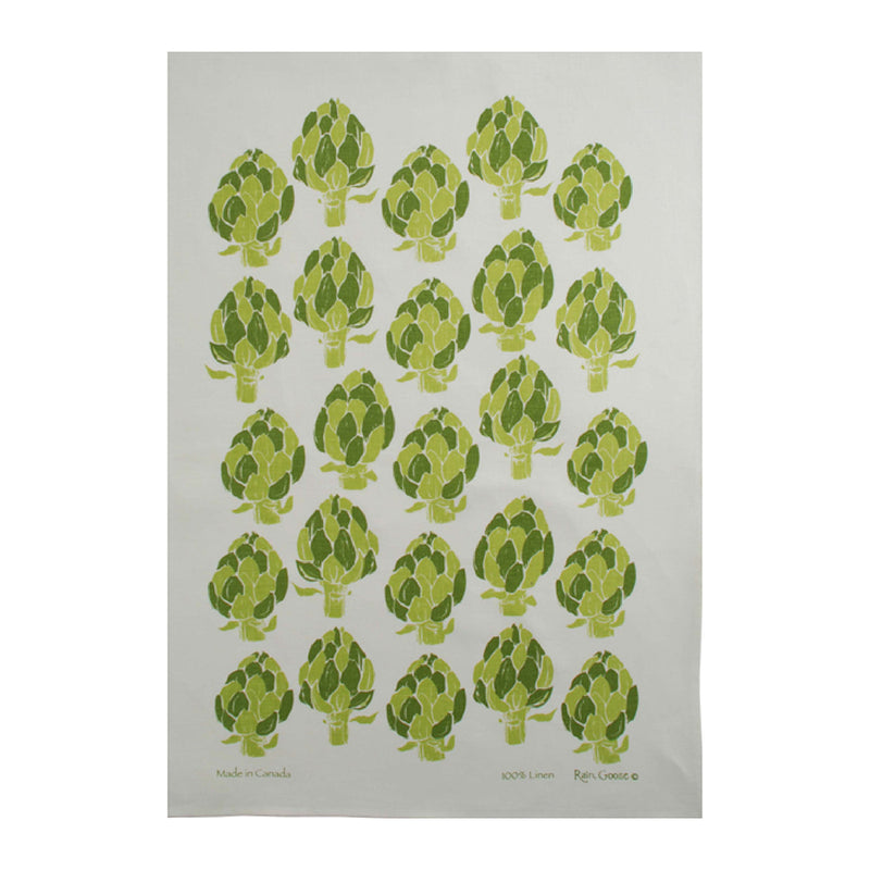 TEA TOWEL - ARTICHOKE