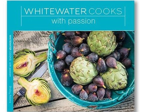 BOOKS - WHITEWATER COOKS - WITH PASSION