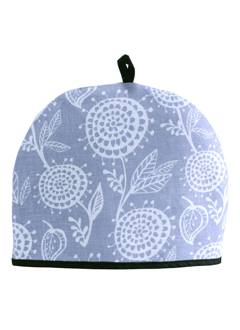 TEA COZIE - Dahlia Blue