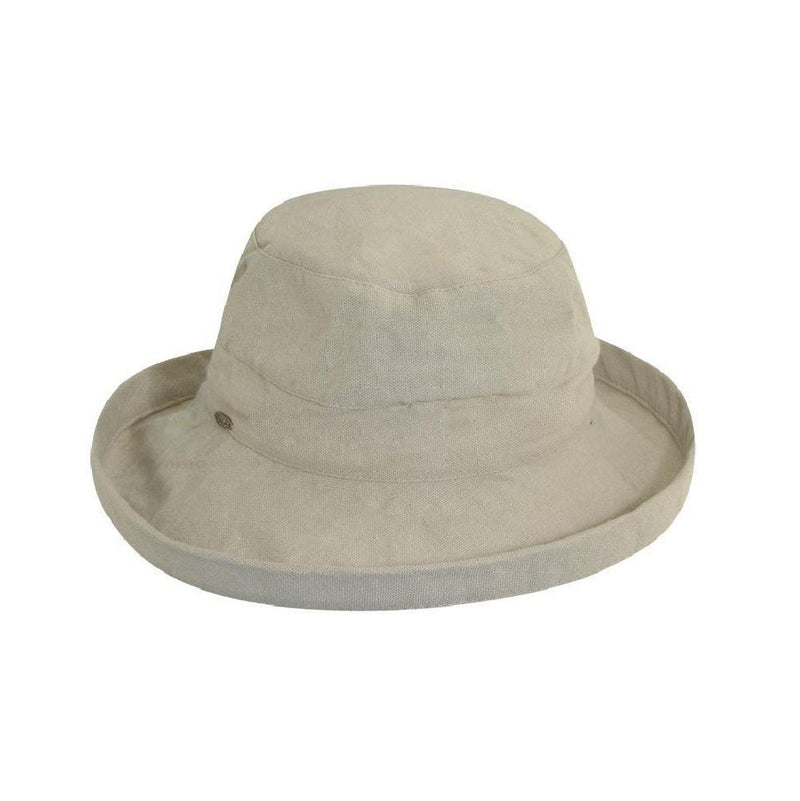 HAT - COTTON - MEDIUM BRIM - DESERT