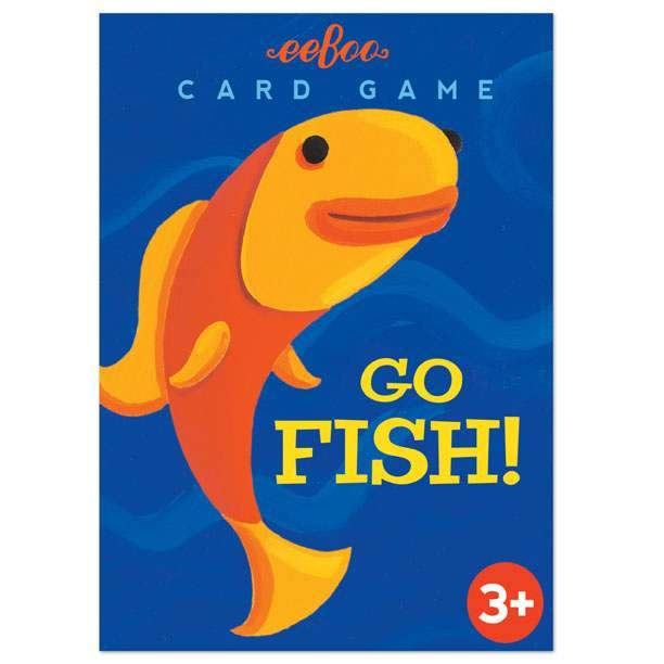 CARD GAME - GO FISH