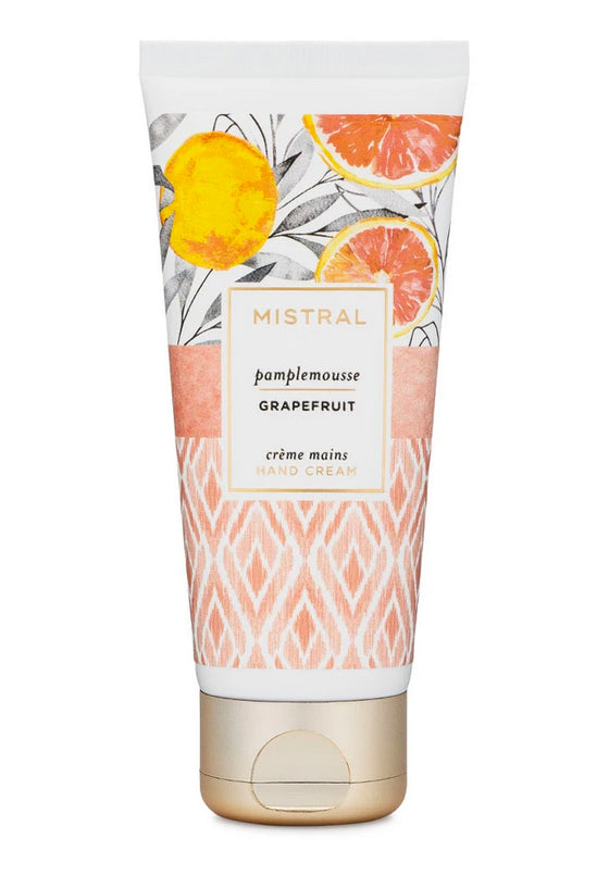 HAND CREAM - 60ML GRAPEFRUIT