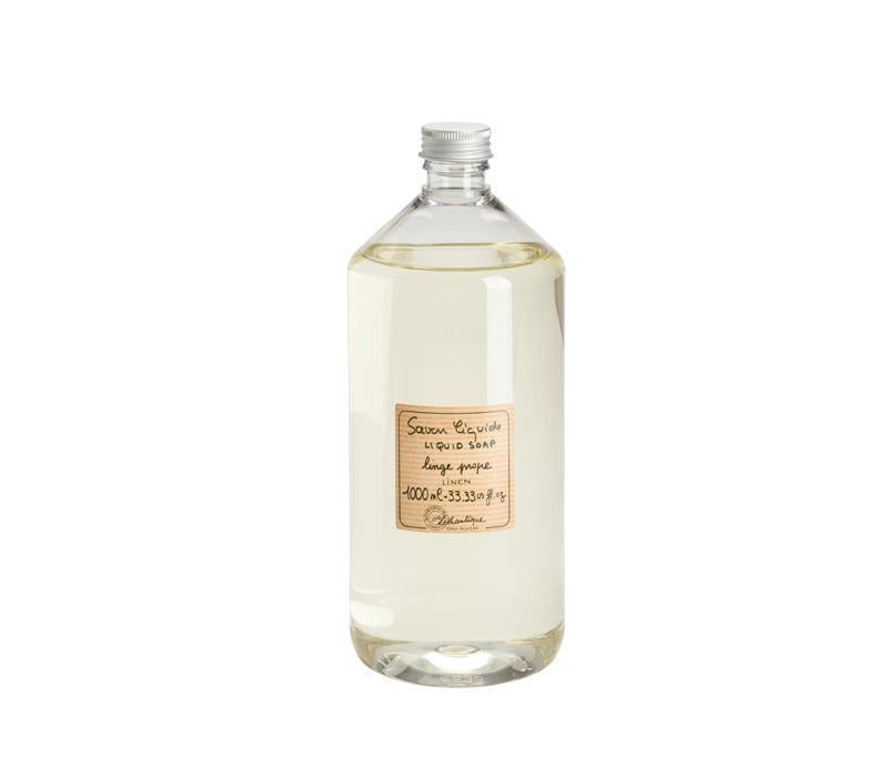 SOAP - 1L REFILL LIQUID SOAP - LINEN